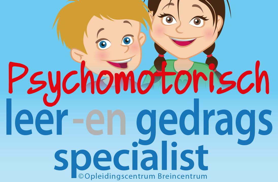 cursus Psychomotorisch leer- en gedragsspecialist – België