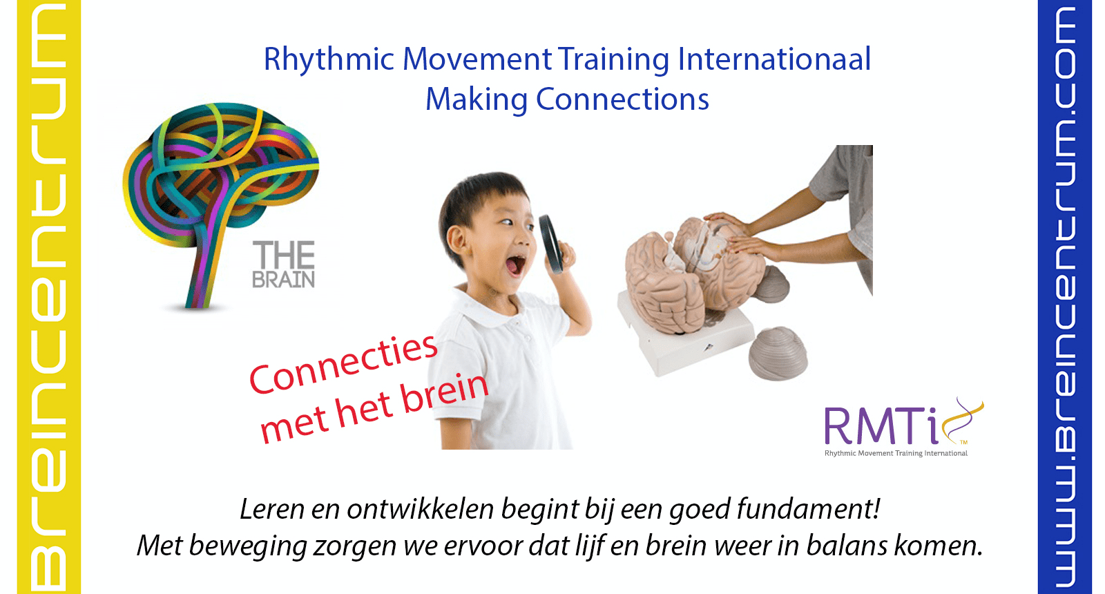 cursus RMTi Making connections