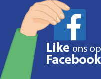 Like onze facebook pagina
